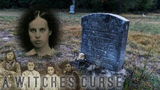 THE CURSED TOWN | Pere Cheney Ghost Town Cemetery - CHILDREN CAUGHT ON EVP?