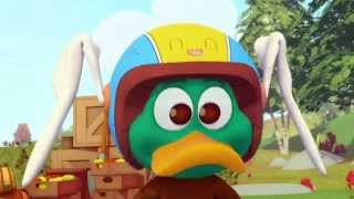 Calimero - Break Out | Official Disney Junior Africa