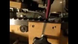 Diy Bandsaw Blade Sharpener