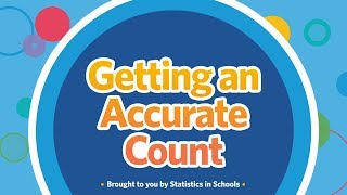 Getting An Accurate Count - 2020 Census