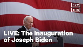 The Inauguration of Joe Biden | LIVE | NowThis