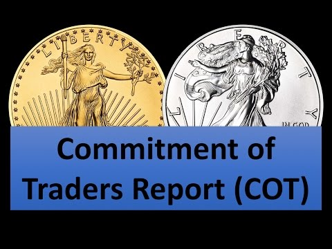 Gold & Silver Prices - SPECIAL BROADCAST - Commitment of Traders (COT) Report