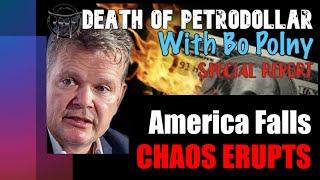 AMERICA FALLS, CHAOS ERUPTS!!! (Bo Polny)