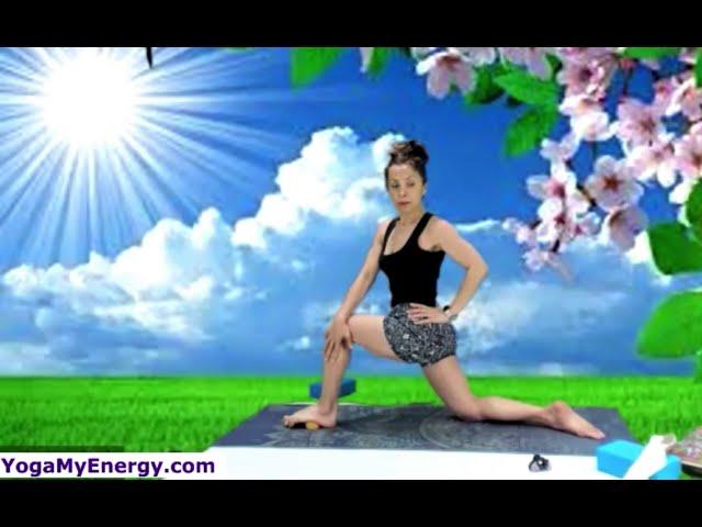 Gentle yoga and Yin