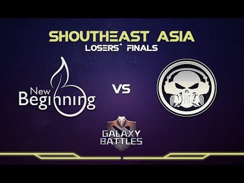 NB vs XctN Game 1 - Galaxy Battles II SEA Qualifier: Group A Losers' Finals - @dragondropdota