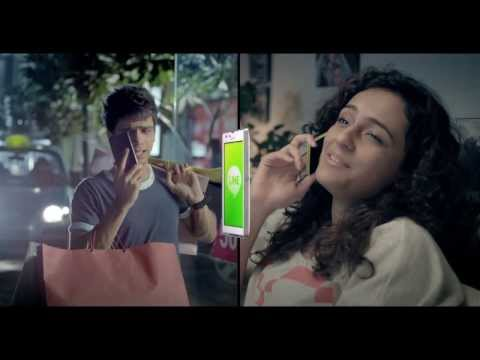 [LINE TVC]india -free calls for endless conversations- Shopping