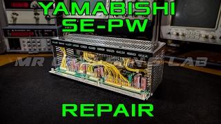 Yamabishi SE-PW Power Supply Repair