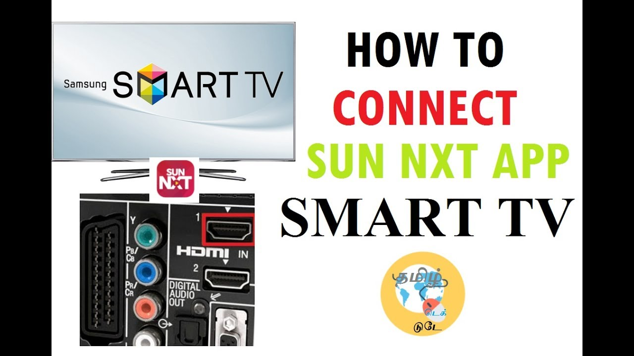 how to connect sun nxt app to my smart tv youtube. Black Bedroom Furniture Sets. Home Design Ideas