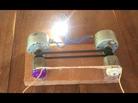 80V AC generator from 7.4V , Free energy from 7.4V to 80