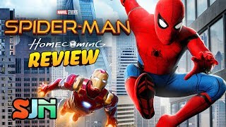 Spider-Man: Homecoming Review (Spoiler-Free)