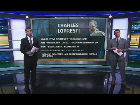 Phone Interview with Wise Dan Trainer Charles Lopresti - November 13, 2014