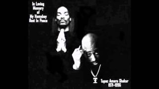 2Pac - Skandalouz Instrumental Remake