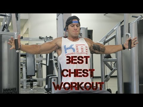 THE BEST CHEST WORKOUT