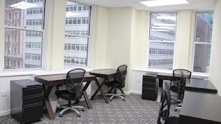 Office Space Rental Tour of Jay Suites Times Square - 1441 Broadway in NY
