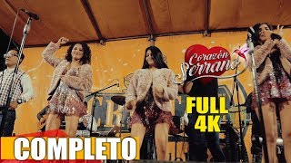 😚Corazón Serrano 2018- Full 4k  😍Primicias Octubre  2018 - En vivo