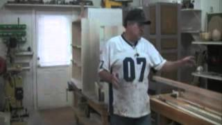 Part 11: Corner Cabinet Series From Mastering Woodworking With Charles Neil