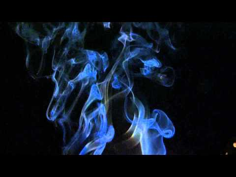 Soft Piano Music with Smoke Visual for Meditation Relaxing Sleep and Study