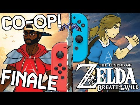 BOTW 2 PLAYER CO-OP - The Ultimate Trial of the Sword FINALE