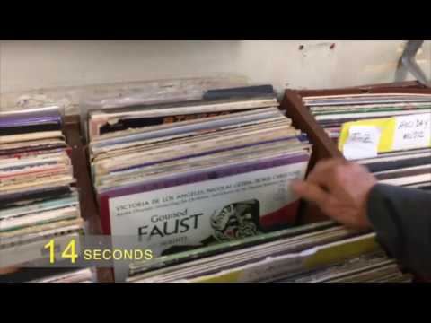 Thrift Store Crown Records