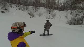 Обучение сноуборду и горным лыжам в Казани XFREEDOM ______YDXJ1110