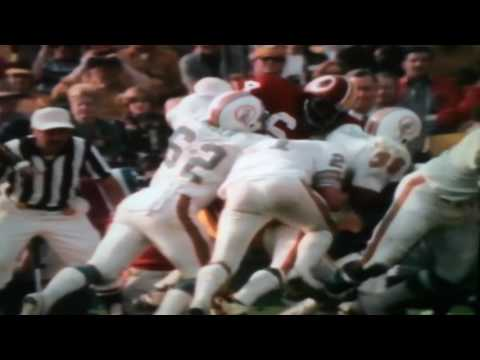 Super Bowl VII: Miami Dolphins vs. Washington Redskins (1973)