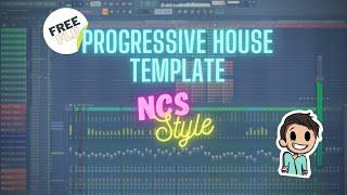 [FREE FLP] Progressive House Template |  NCS Style Track (Jim Yosef, Stahl, Alex Skrindo)