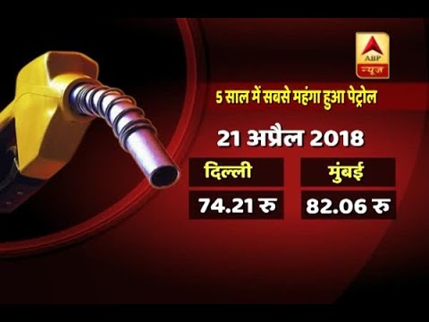 Petrol price in Delhi touches Rs 74.21, highest since September 2013
