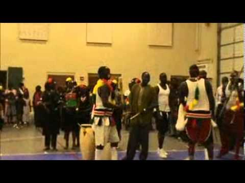 Republic of South Sudan indepedent celebration Party  in Mankato,  Minnesota USA
