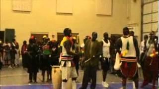 Republic of South Sudan indepedent celebration Party  in Mankato,  Minnesota USA