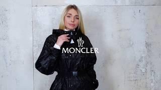 Новая коллекция Moncler Genius Женский образ Фирменный бутик в Лакшери Store Тренды 2020