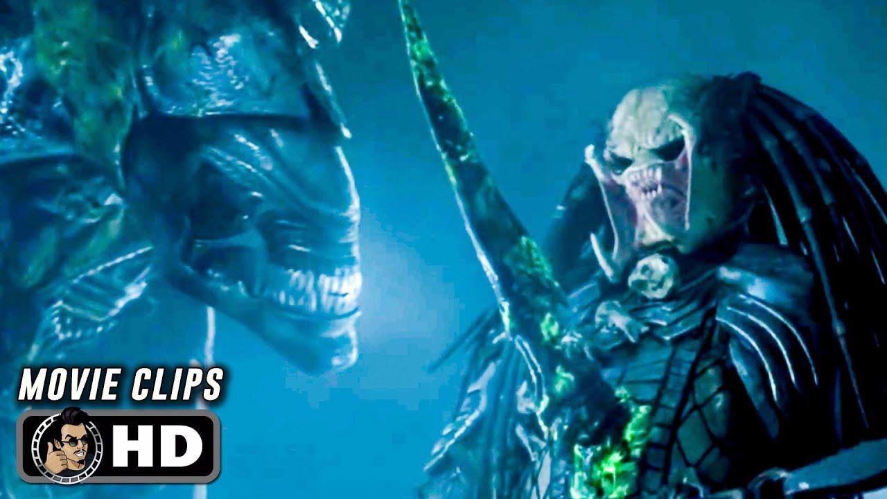 Avp Alien Vs Predator Clips 2004 Youtube