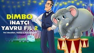 İnatçı Yavru Fil Dimbo - Çizgi Film Masal