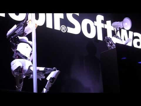 Deuce - Stripper Robots? What The Hell?