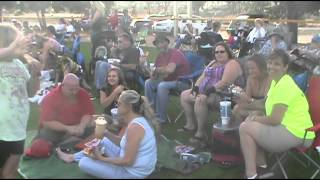 Concert In The Park, Yucca Valley , Ca