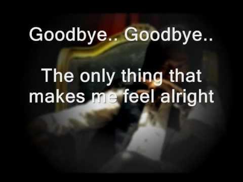 Goodbye My Friend (Lyric)