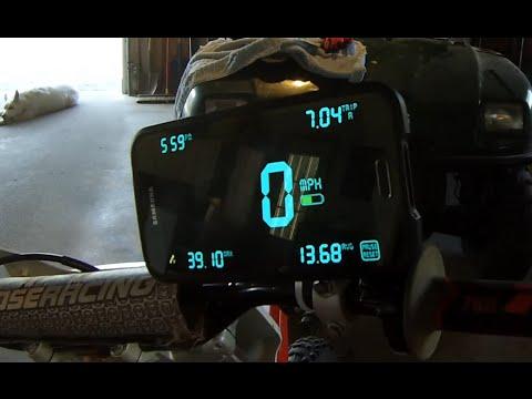 Diy Dirt Bike Phone Mount Youtube
