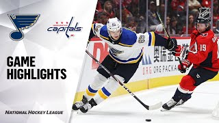 Download Mp3 09/18/19 Condensed Game: Blues @ Capitals Gudang lagu