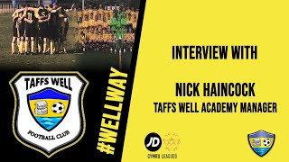 Taffs Well FC Academy Announcement 2020/21