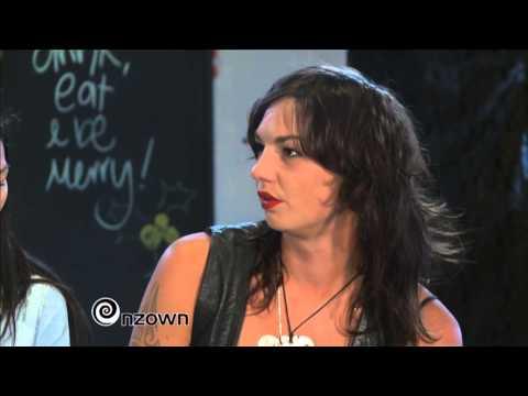 Anika Boh Hollie Interview NZOWN 03/03/13
