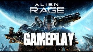 Alien Rage GamePlay on PC Max Graphics [1080p]