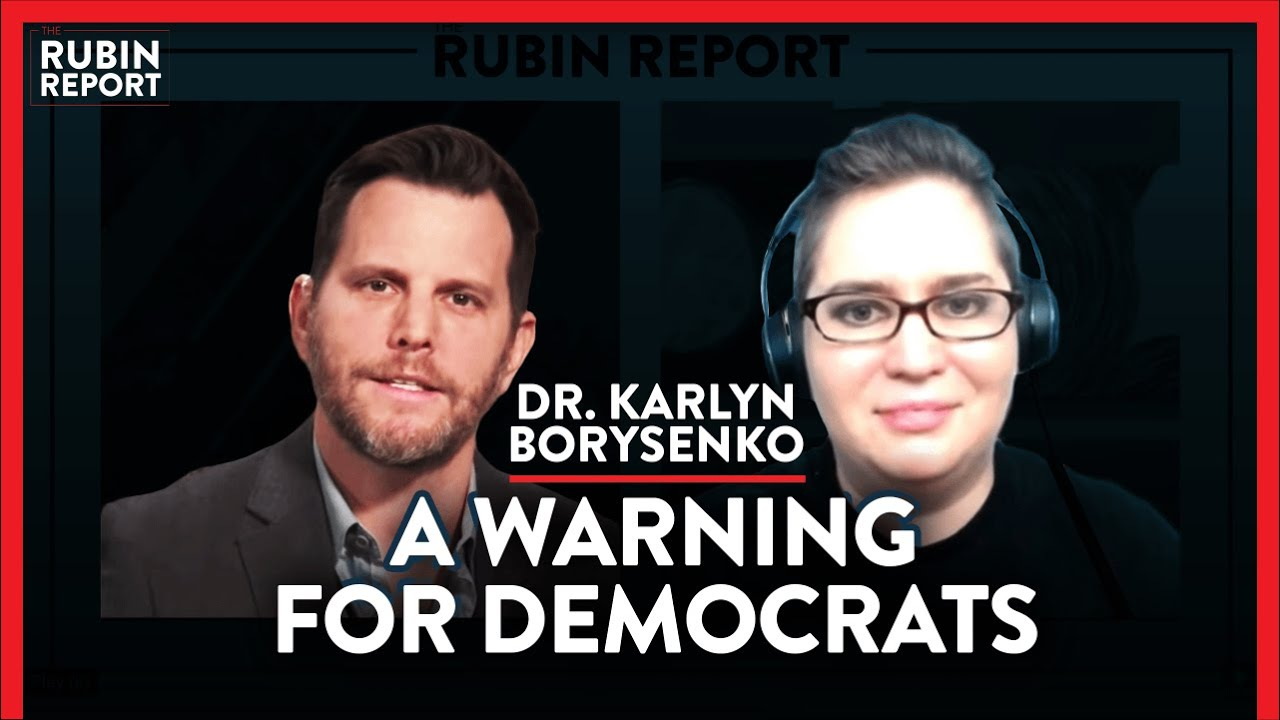 What Happened After This Democrat Went To A Trump Rally | Karlyn Borysenko | POLITICS | Rubin Report
