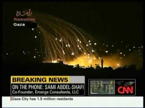 Israeli War Crimes & Chemical Weapons (GAZA v. LEBANON)