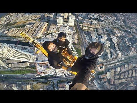 #Rooftoptour İzmir | 235 Meters | Pavel Smirnov & Fırat Somut