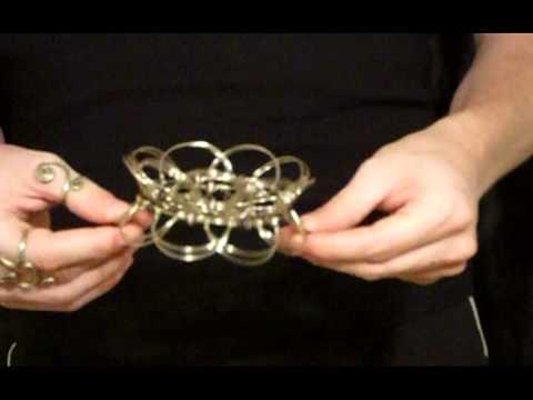 Mandala en alambre de acero wired mandala doovi - Alambre de acero ...