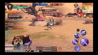 [Độc quyền] Chạm nhẹ vào bom tấn game nhập vai kiếm hiệp Cửu Kiếm 3D sắp ra mắt