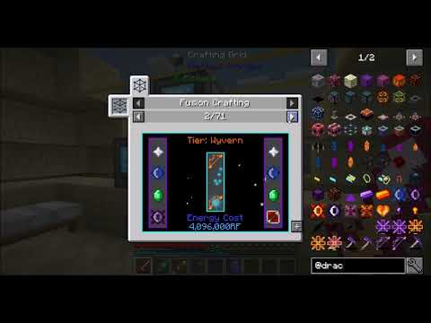 Lets Play S9 E82 Fusion Crafting