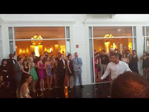 Ne-Yo One In A Million Surprise Wedding Dance