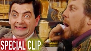 Playing with Matches (Special Clip) | Mr Bean Full Episodes | Mr Bean Official