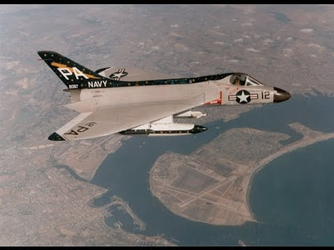Douglas F4D Skyray Aircraft Recognition 1957