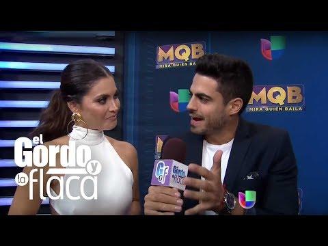 Chiquinquirá Delgado baila con el ex de Jennifer López